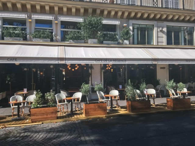 Café de la Régence
